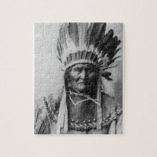 Geronimo ジグソーパズル