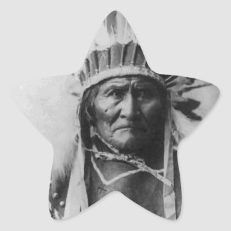 Geronimo 星シール