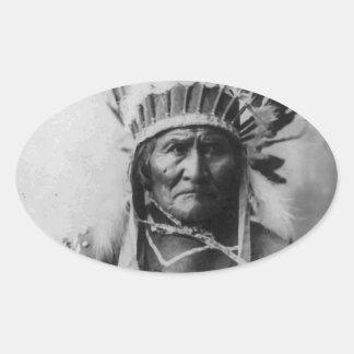Geronimo 楕円形シール