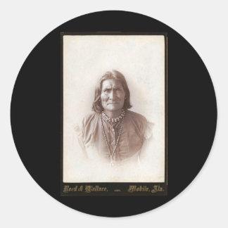 Geronimo 1888年 ラウンドシール