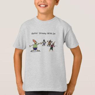 Getting Stimmy Tシャツ