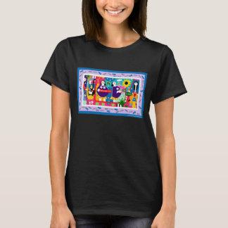 Getting Thinner T-shirt脂肪質の女性 Tシャツ
