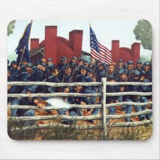Gettysburgのれんが工場のマウスパッド3の戦い マウスパッド