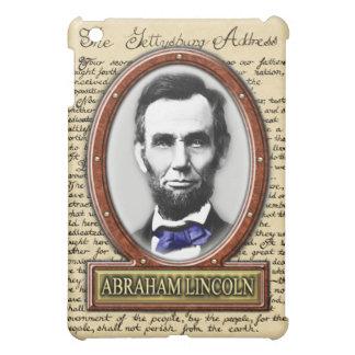 Gettysburgの住所 iPad Miniカバー