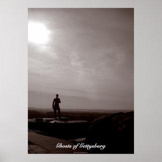 Gettysburgの幽霊 ポスター