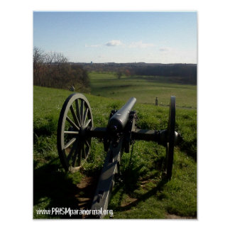 Gettysburgの幽霊: 夜明けに戦場 ポスター