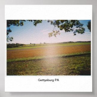 "Gettysburg PAの""幽霊""ポスター ポスター"