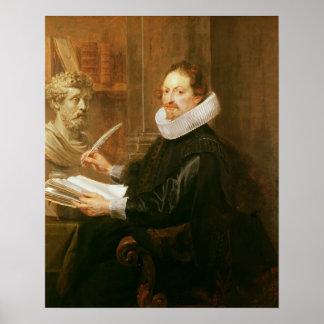 Gevartius 1月ガスパル、c.1628 ポスター