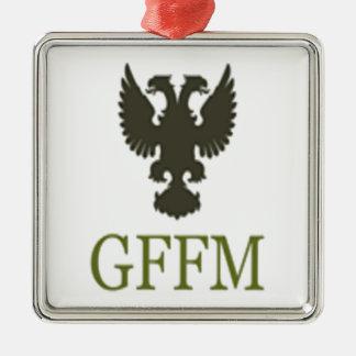 GFFMプロダクト メタルオーナメント