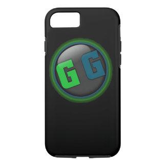 GGの賭博Iの電話6/6S箱 iPhone 8/7ケース
