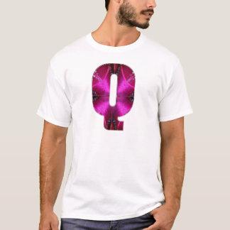 GGG NNN UUU QQQ PPP ZZZ JJJ WWWのアルファベットのギフト Tシャツ