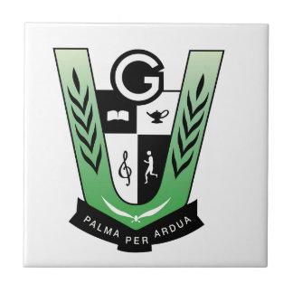 GGMSS第60の卒業生の懇親会の頂上プロダクト タイル