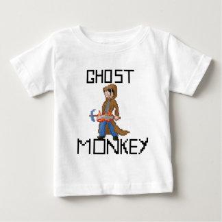 gh0st m0nkey燃え立つこと ベビーTシャツ