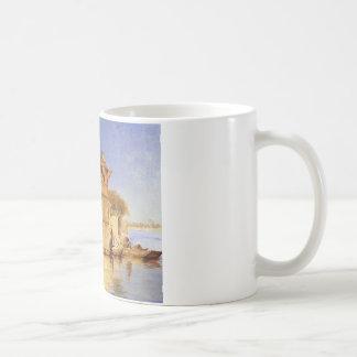 Ghatsに沿って、エドウィンの主Weeksによるマトゥラ コーヒーマグカップ