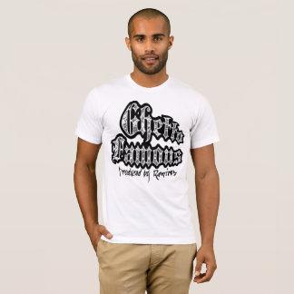 Gheto有名なラミレス Tシャツ