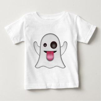 ghost_emoji ベビーTシャツ