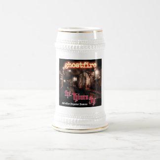 Ghostfire 「Tyburnジグ」のステインのマグ ビールジョッキ