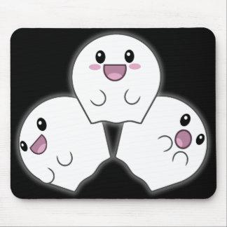Ghostiesのかわいいマウスパッド マウスパッド