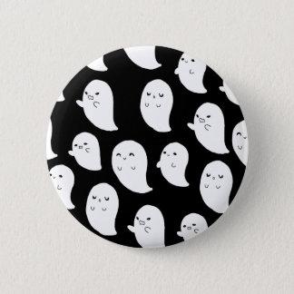 Ghostiesボタン 5.7cm 丸型バッジ