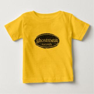 Ghostmeatの幼児のTシャツ ベビーTシャツ