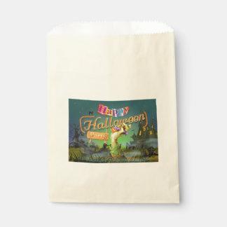 Ghouslishly素晴らしいハロウィンの好意のバッグ フェイバーバッグ