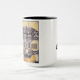 GhuluMuckのデザイン マグカップ