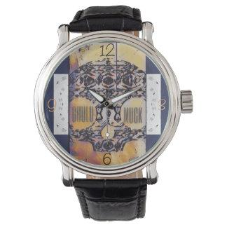 GhuluMuckのデザイン 腕時計