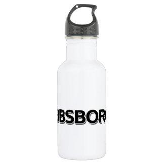 Gibbsboro、ニュージャージー ウォーターボトル