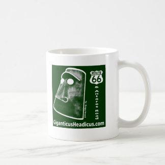 Giganticus Headicusのルート66アリゾナ コーヒーマグカップ