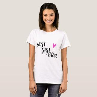 Gigiの最も最高のなTシャツ Tシャツ