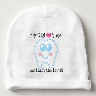 Gigiの私の祖母は私を幼児帽子の帽子愛します ベビービーニー