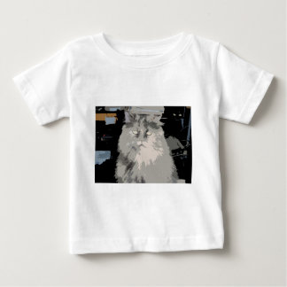 Gigi猫 ベビーTシャツ