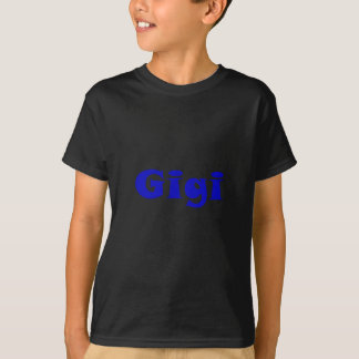 Gigi Tシャツ