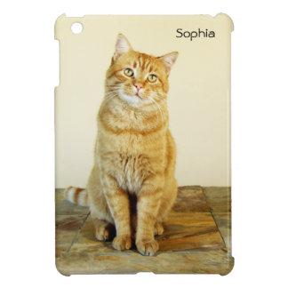 Giingerの虎猫猫のiPad Miniケース iPad Mini カバー