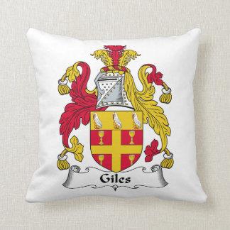 Gilesの家紋 クッション