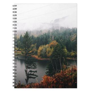 gillette湖 ノートブック