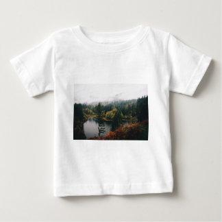gillette湖 ベビーTシャツ