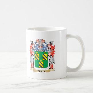 Gillisの紋章付き外衣-家紋 コーヒーマグカップ