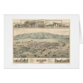 Gilroy: Santa Clara郡カリフォルニア(1299年) カード