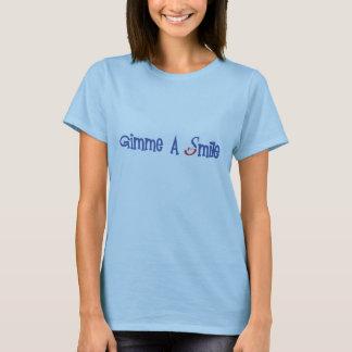 Gimmeスマイル Tシャツ