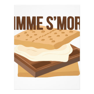 Gimme Smore レターヘッド