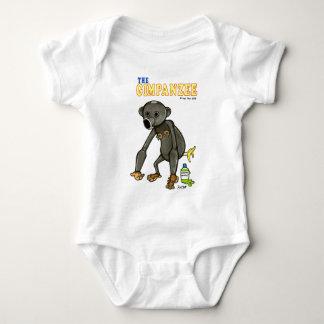 Gimpanzee ベビーボディスーツ