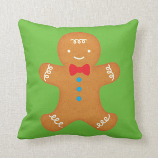 Gingerbread Man クッション