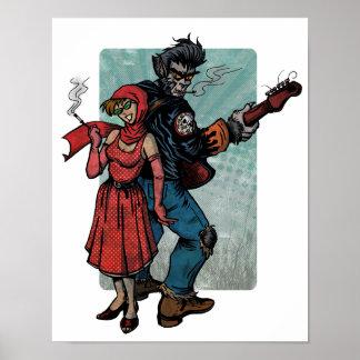 Ginny及びクラッチ ポスター