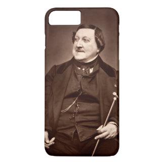 Gioachino Antonio Rossiniイタリアンな作曲家 iPhone 8 Plus/7 Plusケース