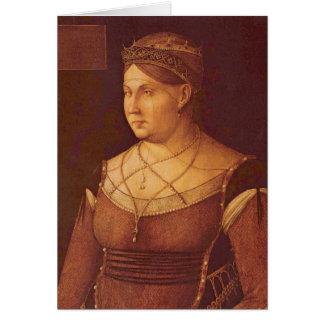 Giorgioneの芸術 カード