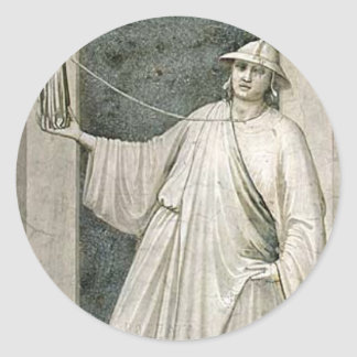 Giotto著不義 ラウンドシール