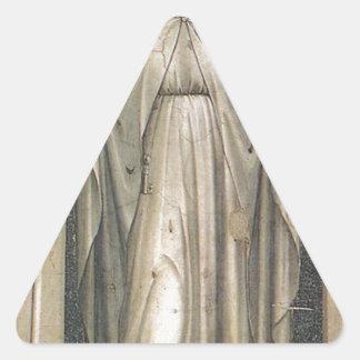 Giotto著信頼 三角形シール