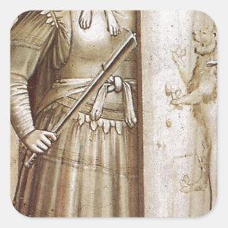 Giotto著剛毅 スクエアシール