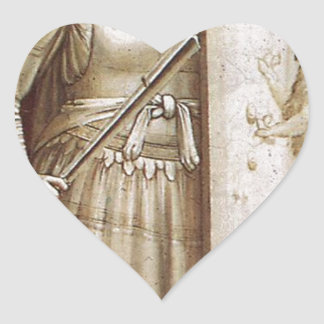 Giotto著剛毅 ハートシール